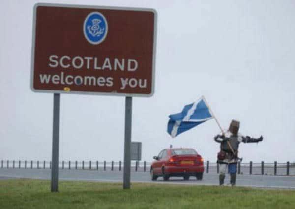 Skottland ønsker deg velkommen